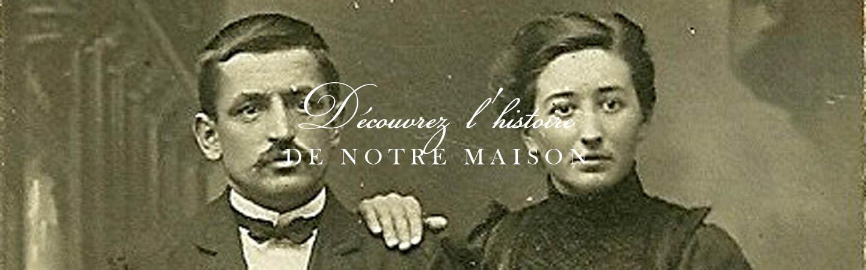 L'histoire de la Maison Marie Severac